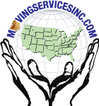 Moving Services Inc Logo